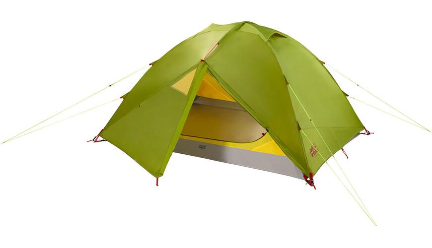 Jack Wolfskin Eclipse II teltta , vihreä